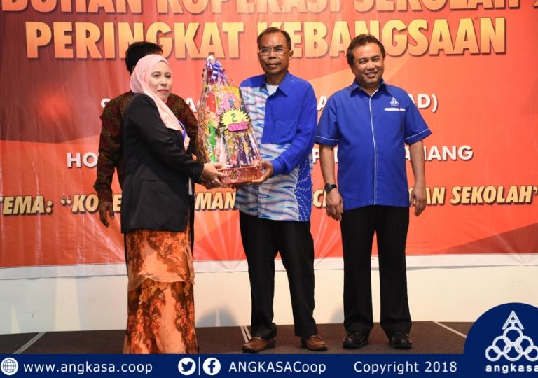 The Launching of 50th Anniversary National School Cooperative Establishment Celebration - 11 Mac 2018