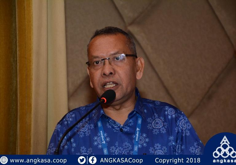 ANGKASA Kelantan State Conference 2018