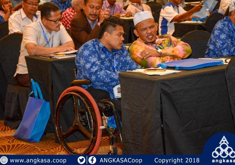 ANGKASA Terengganu State Conference 2018