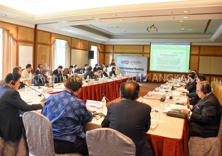 ICAO General Meeting and Seminar
