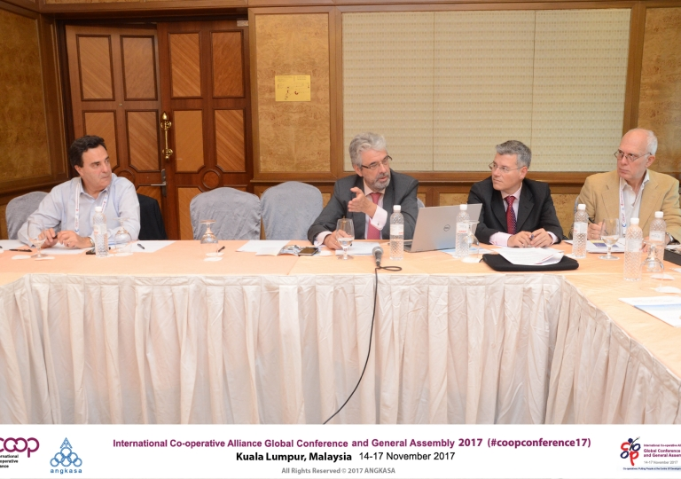 IHCO & CICOPA Joint Board Meeting