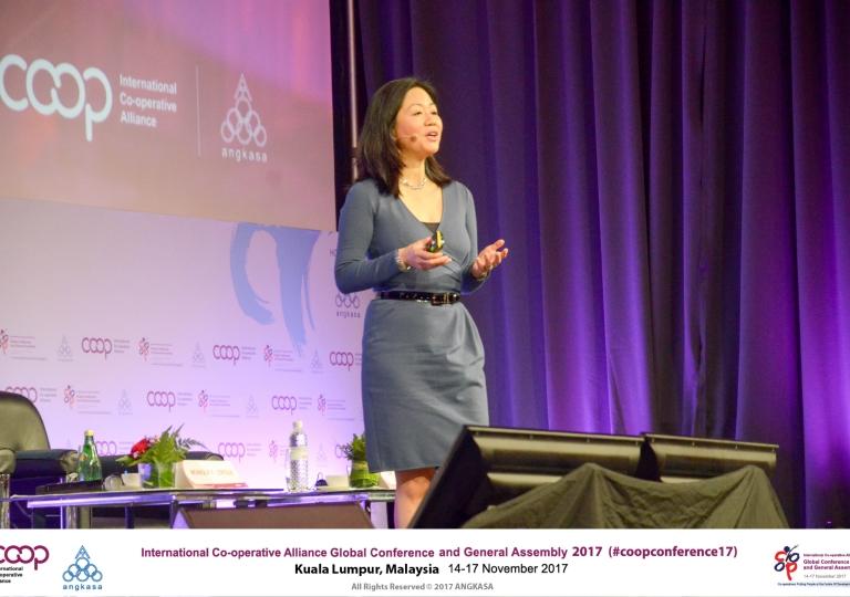 PLENARY   Opening keynote plenary - Dr Linda Yueh